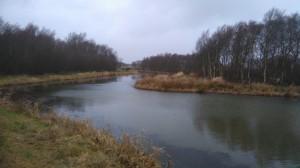 Fiskesøen ved Hebo